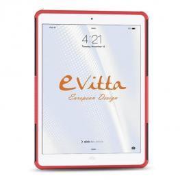 Rugged Cover New Ipad 2017-18 Red