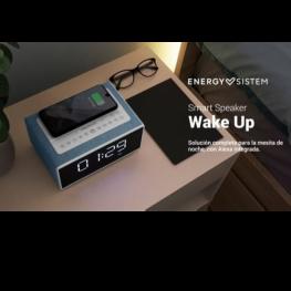 Smart Speaker Wake Up