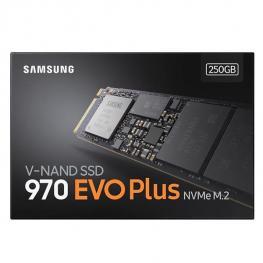 Ssd 970 Evo Plus 250 Gb Nvme Pcie