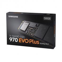 Ssd 970 Evo Plus 500 Gb Nmve Pcie