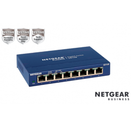Switch 8 Puertos Gigabit