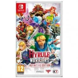 Switch Hyrule Warriors