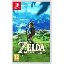 Switch Legend Of Zelda