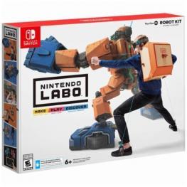 Switch Nintendo Labo Kit Robot