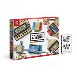 Switch Nintendo Labo Kit Variado
