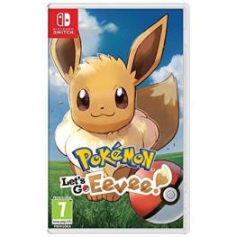 Switch Pokémon Let S Go Eevee!