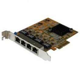 Tarjeta Red Ethernet 4 Puertos