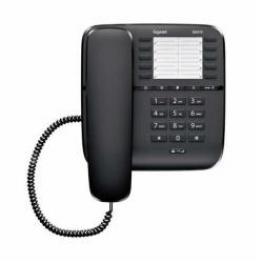 Telefono Fijo Da510 Negro