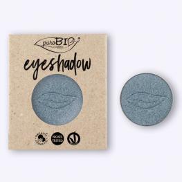 Sombra de Ojos Ecológica Purobio azul Hielo 09-Repuesto