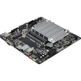Asrock J3160Tm-Itx. Intel J3160 1.6Ghz. Thin Mini-Itx.