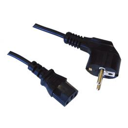 Cable Alimentación Cpu. Cee7/m-C13/h. 2.0M