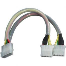 Cable Ladrón Molex 4-Pin Flashing