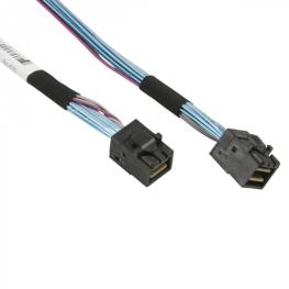 Cable Minisas Hd To Minisas Hd (Sff-8643), 50Cm