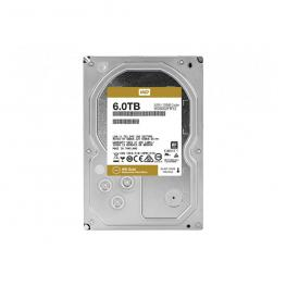 Hdd 6Tb Western Digital Gold 3.5 Sata3 7200Rpm