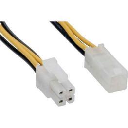 Inline 26635. Cable Alargador 4 Pines 20Cm