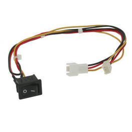 Inline 33328Z. Cable Con Interruptor Para Ventilador 3Pin