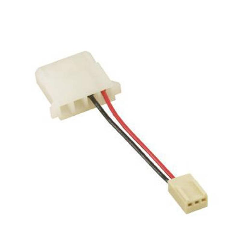 Inline 33434. Cable Adaptador 4Pin A 3Pin