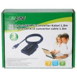 Inline 76670S. Cable Externo Adaptador Inline Usb3.0 A Sata II 1.8M