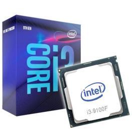 Intel Core I3-9100F 3.6Ghz. Socket 1151.
