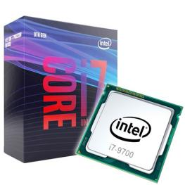 Intel Core I7-9700 3Ghz. Socket 1151.