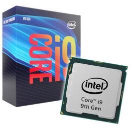 Intel Core I9-9900 3.10Ghz. Socket 1151.