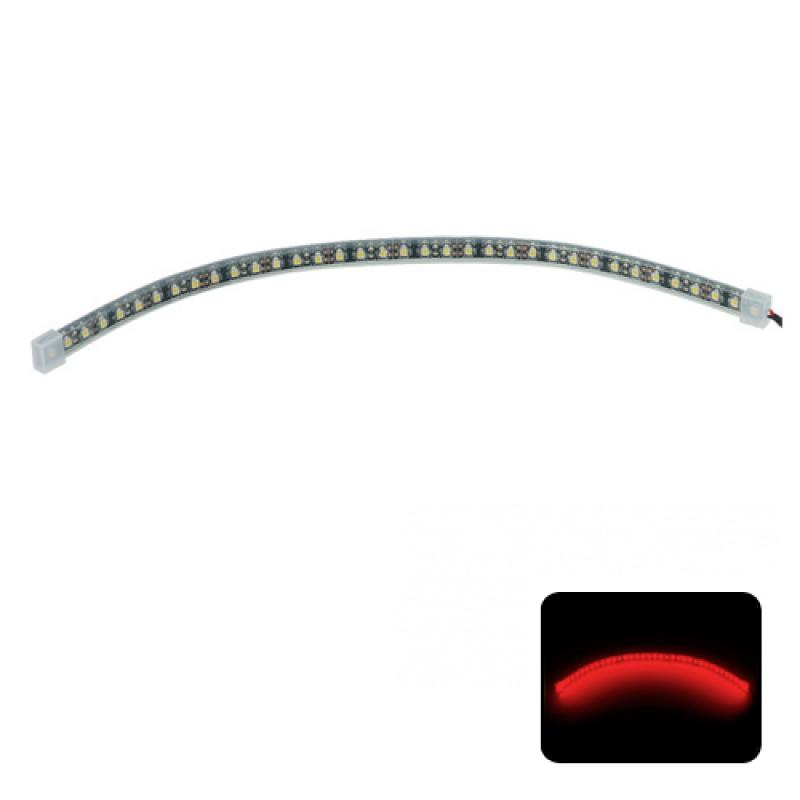 Phobya Led-Flexlight Highdensity 60Cm Rojo