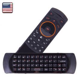 Rii Mini I25. Mini-Teclado Wireless Negro. Us Layout