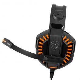 Auricularesmicro Krom Konor Gaming Negro