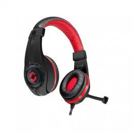 Auricularesmicro Speedlink Legatos Gaming Bk/red