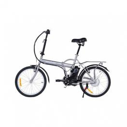 Bicicleta Electrica 20  Skateflash Color Gris