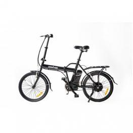Bicicleta Electrica 20  Skateflash Color Negro