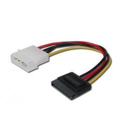 Cable Alimentacion Molex-M A Sata-H  0.13Mm