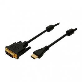 Cable Hdmi-M A Dvi-D M 3M Logilink Ch0013