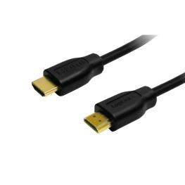 Cable Hdmi-M A Hdmi-M 2M Logilink Bulk