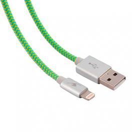Cable Lightning A Usb(A) Bluestork Trendy 1.2M