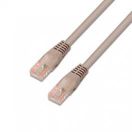 Cable Red Utp Cat5E Rj45 Aisens 3M Gris