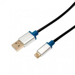Cable Usb(A) 2.0 A Micro-Usb(B) 2.0 Logilink 2M