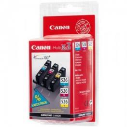 Cartucho Orig Canon Pack Cli-526 Multipack