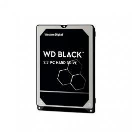 Disco Duro 2.5  500Gb Sata3 Wd 32Mb Mobile Black