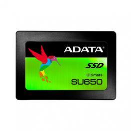 Disco Duro 2.5  Ssd 240Gb Sata3 Adata Su650