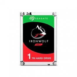 Disco Duro 3.5  1Tb Sata 3 Seagate 64Mb Ironwolf