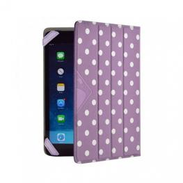 Funda Tablet 7  Techair Taxut038 Rosa/purp Lunares