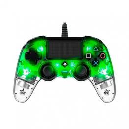 Gamepad Nacon Ps4 Cristal Verde