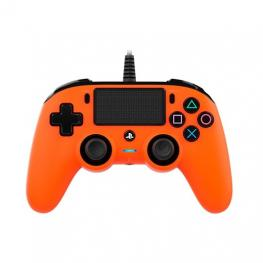 Gamepad Nacon Ps4 Naranja