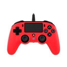 Gamepad Nacon Ps4 Rojo