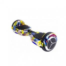 Hoverboard Skateflash K6+Graffityb Graffityscooter