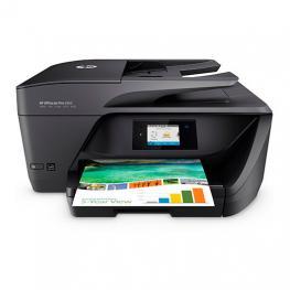 Impresora Hp Multifuncion Officejet Pro 6960