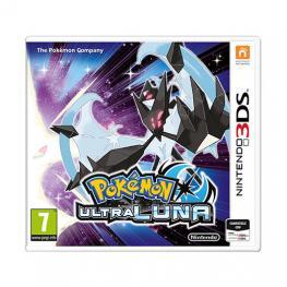 Juego Nintendo 3Ds Pokemon Ultraluna