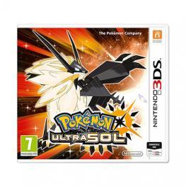 Juego Nintendo 3Ds Pokemon Ultrasol