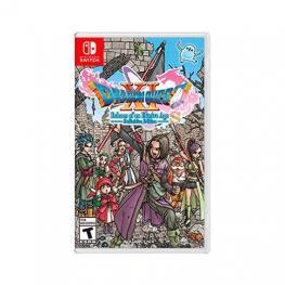 Juego Nintendo Switch Dragon Quest Xi Ecos de un Pasado Per